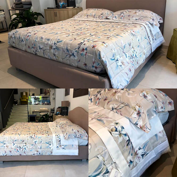 Tempur Specialist Store Torino - Completo lenzuola letto
