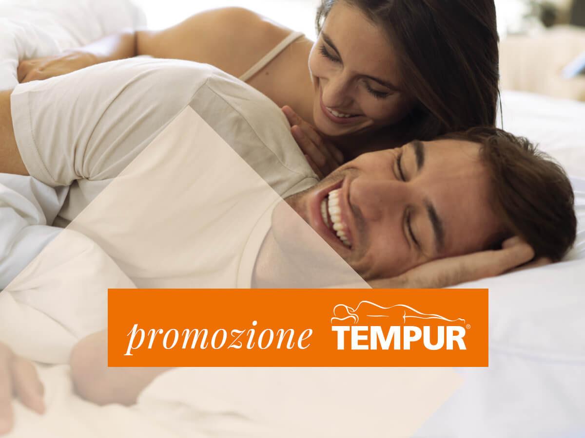 Promozione Tempur - Kline bedding - materasso